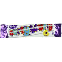 Cadbury - Curly Wurly, 48 Repen