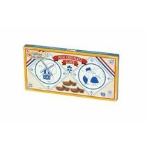 Steenland - chocolade klompen 90g - 24 stuks