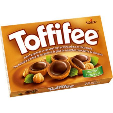 Toffifee Toffifee - Toffifee 125G, 5 Dozen