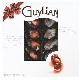 Guylian Guylian - zeevruchten 250gr mica - 12 dozen