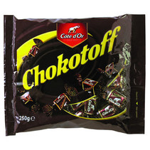 Cote D´Or - Chokotoff 250G, 15 Stuks