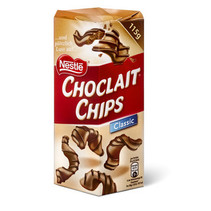 Nestlé - choclait chips brown 115g - 6 stuks