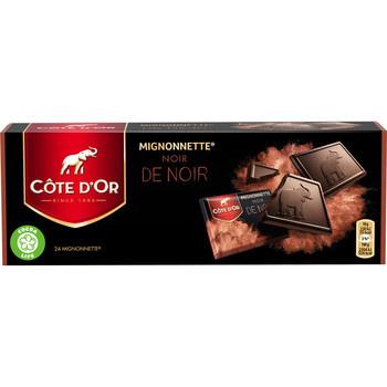 Cote D´or Cote D´or - mignonnettes 240gr noir de n. - 12 pakken