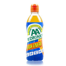 AA - drink high energy 50cl pet - 20 flessen
