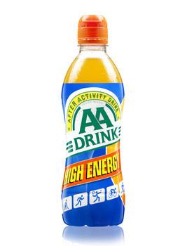 AA Drink AA - drink high energy 50cl pet - 20 flessen