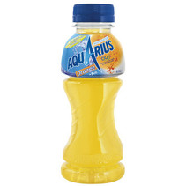 Aquarius - orange 33cl pet - 24 flessen