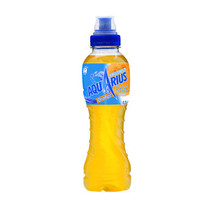 Aquarius - orange 50cl pet - 12 flessen