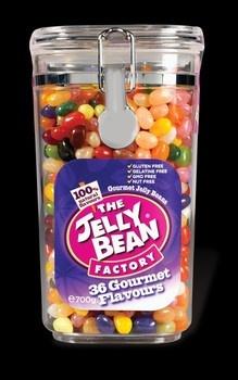 The Jelly Bean Factory The Jelly Bean Factory - jar 700g - 6 geschenkverpakkenkingen
