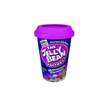 The Jelly Bean Factory - Cup 6 X 200 Gram, 6 Geschenkverpakkingen