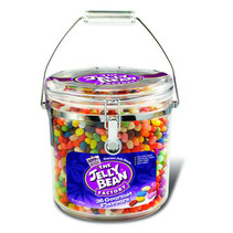 The Jelly Bean Factory - Gourmet Flavours Monster Jar, 1 Geschenkverpakkingen