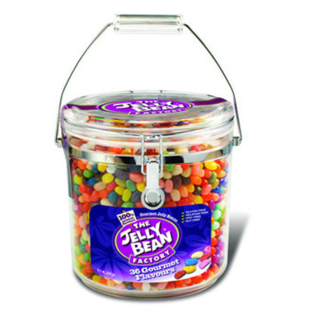 The Jelly Bean Factory The Jelly Bean Factory - monster jar - 1 geschenkverpakkenkingen