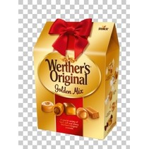 Werthers - orginal golden mix - 4 dozen