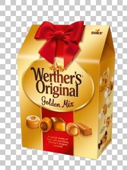 Werthers Werthers - orginal golden mix - 4 dozen