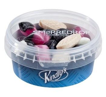 Kindley's Kindley's - smorredrop 120g- 12 stuks
