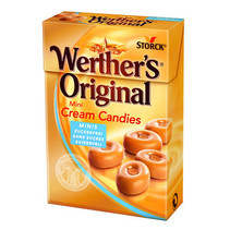 Werthers - original minis sv - 10 dozen