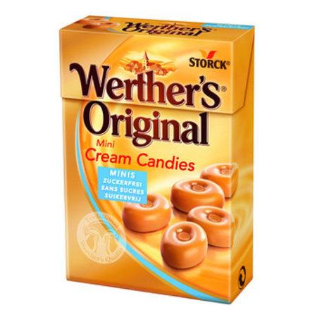 Werthers Werthers - original minis sv - 10 dozen
