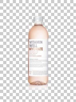 Vitamin Vitamin - well hydrate 500ml - 12 flessen