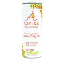 Aspire - mango 25cl blik - 24 blikken