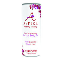 Aspire - cranberry 25cl blik - 24 blikken
