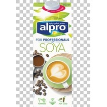 "Alpro - soya ""for professionals""- 12 pakken"