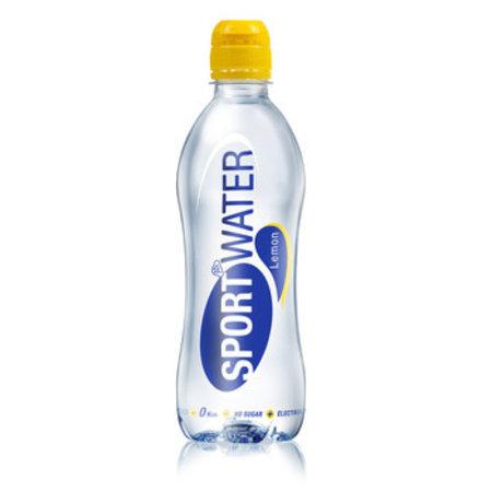 AA Drink AA - drink sportwater lemon 50cl- 12 flessen