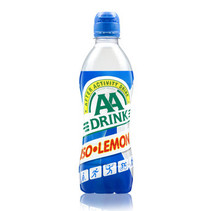 AA - drink iso lemon 50cl pet - 12 flessen