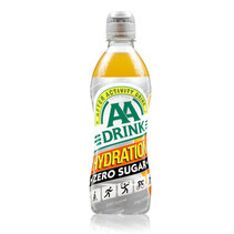 AA - drink hydration 50cl pet - 12 flessen