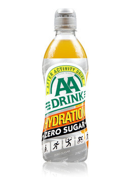 AA Drink AA - drink hydration 50cl pet - 12 flessen