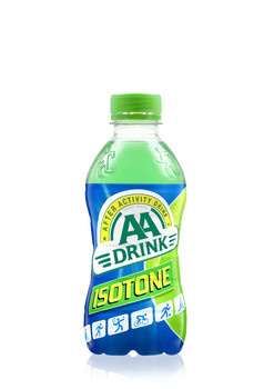 AA Drink AA - drink isotone 33cl pet - 24 flessen
