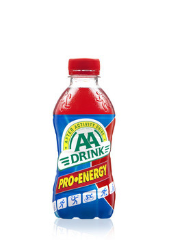 AA Drink AA - drink pro energy 33cl pet - 24 flessen