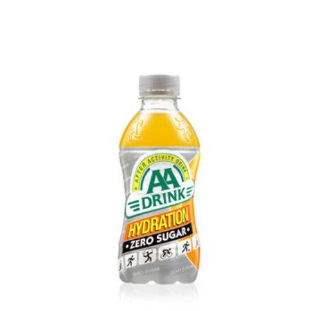 AA AA - drink hydration 33cl pet - 24 flessen