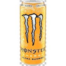 Monster - ultra sunrise 50cl blk- 12 blikken