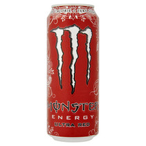 Monster - ultra red 50cl blik - 12 blikken