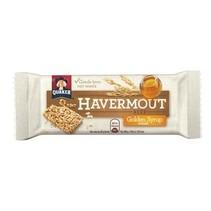 Quaker - havermoutreep golden syrup 35g- 24 repen