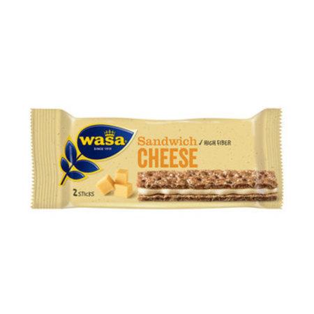 Wasa Wasa - sandwich cheese - 24 repen