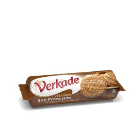 Verkade Verkade - c&c san francisco 250gr volk. - 6 rollen