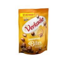 Verkade - digestive bites karamel - 7 zakken