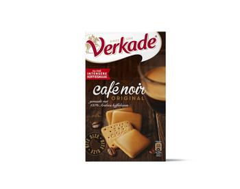 Verkade Verkade - cafe noir original 200g - 8 pakken