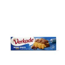 Verkade - nobo sprits choc.melk 200g - 12 pakken