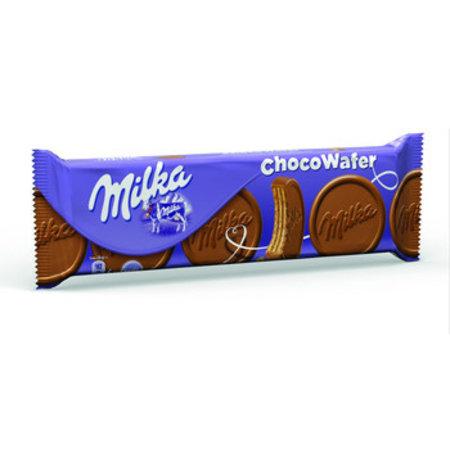 Milka Milka - chocowafer melk 180g - 18 pakken