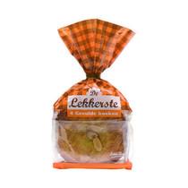 De Lekkerste - gevulde koek echte boter 4st - 9 zakken