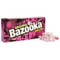 Bazooka - bazooka party box - 12 stuks