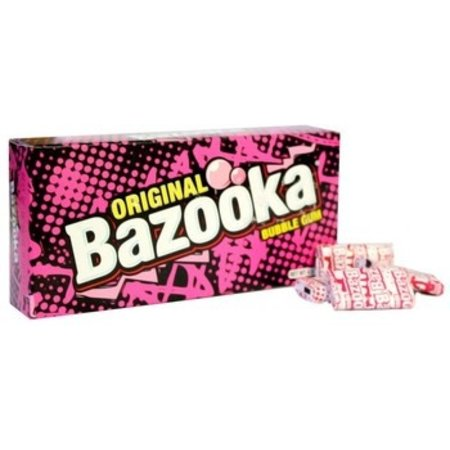 Bazooka Bazooka - bazooka party box - 12 stuks