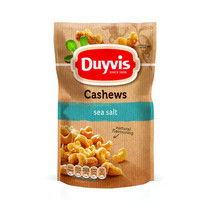 Duyvis - p&n 125g cashews sea salt - 10 zakken