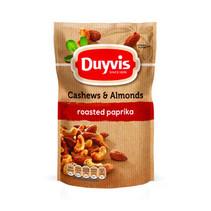 Duyvis - p&n 125g cashew&almond paprika- 10 zakken