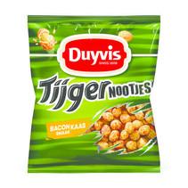 Duyvis - tijgernootjes 300g bacon kaas - 8 zakken