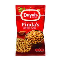 Duyvis - pinda's gezouten 12 x zak 1kg - 12 zakken