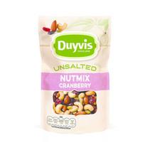Duyvis - nat.goodn.uns.mix cranb.125g - 10 zakken