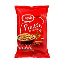 Duyvis - pinda's gezouten 60g - 20 zakken