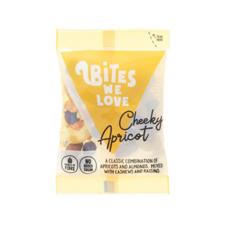 BitesWeLove BitesWeLove - love-cheeky apricot - 12 zakken